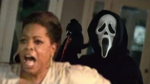Scream 5 Trailer - 2014 (featuring Oprah)