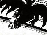 Posesión de sombra demoniaca