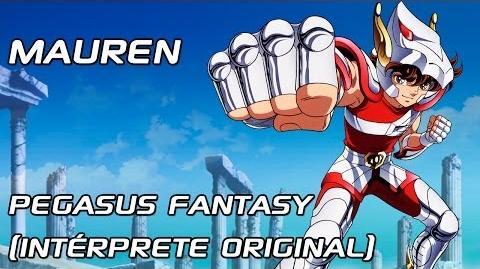 ·MAUREN·「Pegasus Fantasy ~Versión Full~」