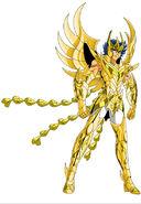 Ikki armadura divina