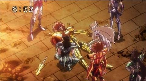 "Saint Seiya Omega OST 3 Tema ""Oración por los Santos"""