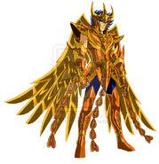 Ikki de Fénix nueva armadura