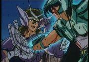 Argol vs Shiryu
