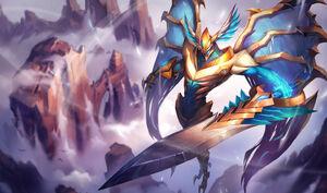 Ragnarok,Dios Primordial de la Guerra,la Paz y de los Héroes