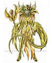 Shaina de Ofiuco dorado