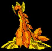 Armadura del Dragon Marino
