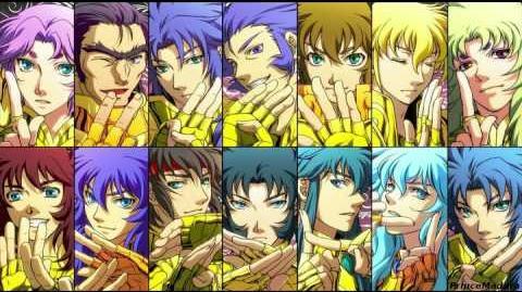 Saint Seiya Omega OST - 12
