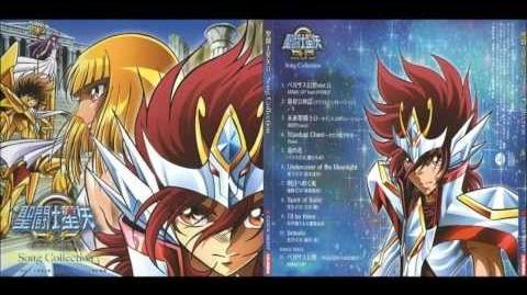 "Saint Seiya Ω Song Collection ""Spirit of Saint""-0"