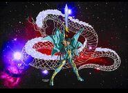 Shiryu batalla final