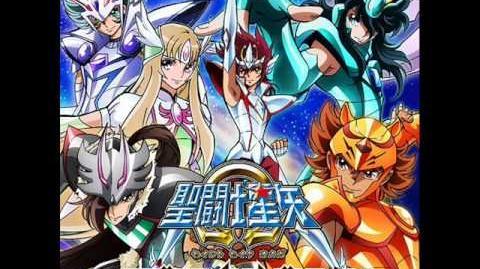 Saint Seiya Omega - Saints of Legend