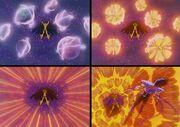 Explosion de Galaxias