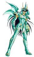 Shiryu armadura divina