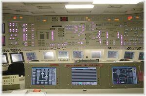 核四控制室