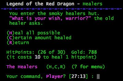 Healers Hut