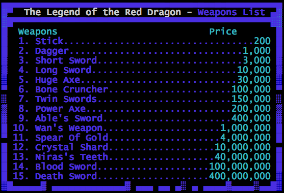 File:King Arthurs Weapon List.png