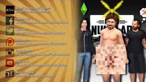 Radio Nukular 13 Die Sims