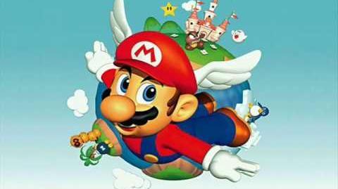 Super Mario 64 Soundtrack - Water World