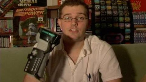 The Power Glove - Angry Video Game Nerd