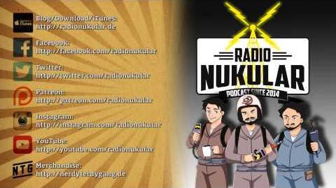 Radio Nukular 1 Ghostbusters