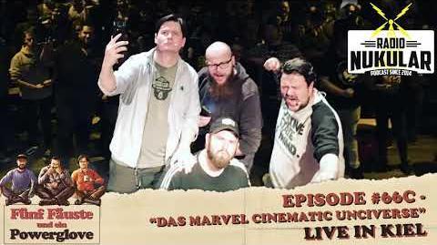 "Episode 66 C – ""Das Marvel Cinematic Universe"" (live in Kiel)"