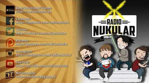 Radio Nukular 21 Nintendo Wii Wii U - Teil 1 feat. Herr Dekay