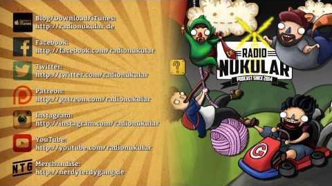 Radio Nukular 23 Nintendo Wii Wii U - Teil 2 feat. Herr Dekay