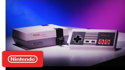 Nintendo Entertainment System NES Classic Edition Features Trailer
