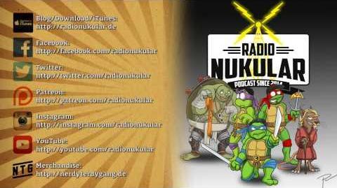 Radio Nukular 7 Teenage Mutant Hero Ninja Turtles