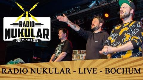 Radio Nukular - Live - Bochum, Christuskirche (Tour 2016 - Uncut)