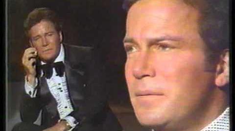 William Shatner Sings Rocket Man At the 1978 Science Fiction Film Awards