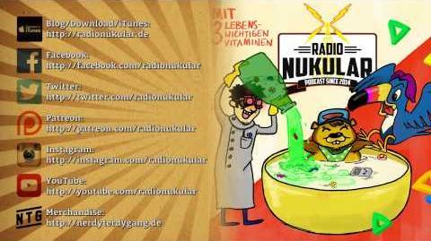 Radio Nukular 18 Essen aus der Kindheit Essen aus den 90ern