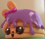 Snackables Berry Cakes (Image By MGA Entertainment)