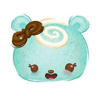 Cupcake Num Minty Swirl 119