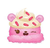 Ice Cream Num Strawberry Sprinkles 135
