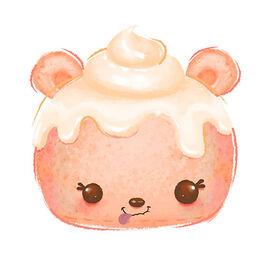 Cupcake Num Patty Peach 108