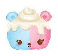 Cupcake Num Candie Puffs 120