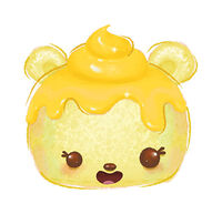 Cupcake Num Lemony Burst 105