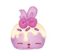 Cupcake Num Bonnie Blueberry 117