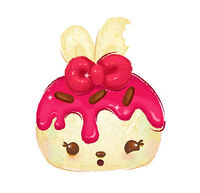 Cupcake Num Cheery Cherie 112