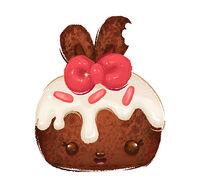 Cupcake Num Cherry Choco 118