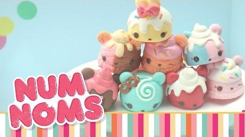 Introducing the Num Noms l Meet the Num Noms - Smell SO Delicious l Num Noms