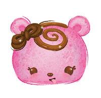 Cupcake Num Sweetie Strawberry 110