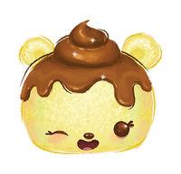 Cupcake Num Choco Nana 103