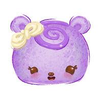 Cupcake Num Wendy Wild Berry 116