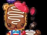 Yummy Phil & Choco Glaze