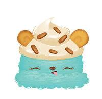 Ice Cream Num Minty Chip 140