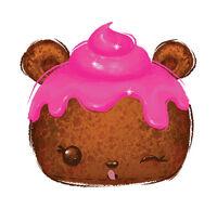 Cupcake Num Choco Berry 123