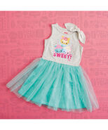 Sweet graphic dress 1