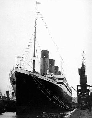 Titanic southhampton