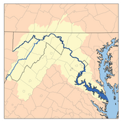 Potomac watershed